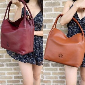 Torch butch Large hobo tote bag